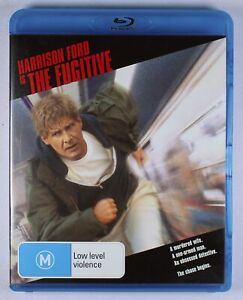 The Fugitive Blu Ray TRACKED POST