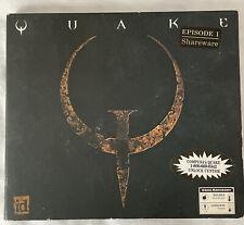 Quake (PC Games, 1996) Episode One - Shareware CD-ROM ID Software