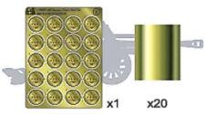 AFV Club 1:35 Scale German 10.5CM Shell Case AF35097