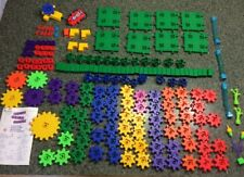 Huge Lot Motorized Gears Gears Gears Learning Resources 190+ Pieces & Parts