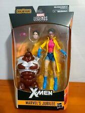 "NEW RARE Hasbro Marvel Legends X-Men Jubilee Action Figure Caliban BAF 6"""
