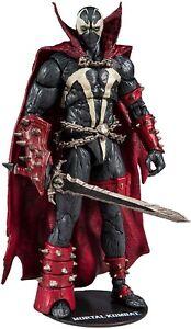 McFarlane Toys Mortal Kombat 7 inch Spawn Sword Action Figure - NIP