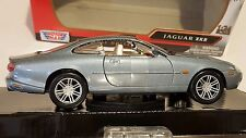 JAGUAR XKR Grey 1/24 Diecast Car Model by Motormax Classic Collector