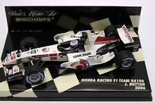 Honda RA106 Jenson Button 2006 Minichamps 1:43