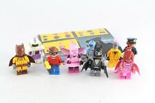 Lego Collectible Batman Movie Minifigs Minifigures 71017 Glam Metal Fiary Catman