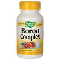 Nature's Way Boron Complex 3 mg 100 Caps
