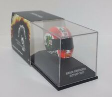 Sic Marco Simoncelli 2011 Agv Helmet Moto GP Minichamps 1/8 398 110058