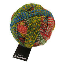Crazy Magic Ball 100g Schoppel Color 2311 Route 66 Wool Sock Yarn
