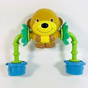 Evenflo Mega Jungle Safari Exersaucer Replacement Spinning Monkey Rattle Toy