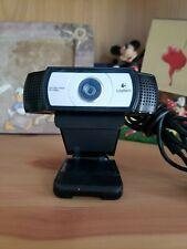 Logitech C930e HD Webcam 1080p - LIGHTLY USED - Black