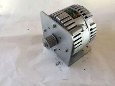 MANTA-3 3 Phase Electric Power Generator 3500W Duty 48 Volt W/Cog Pulley W/Base