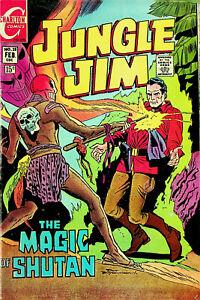 Jungle Jim No. 28 (Feb 1970, Charlton) - Good/Very Good