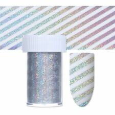 1 Roll 4*100cm Holographic Starry Nail Foil Colorful Line Manicure Nail Art Deco