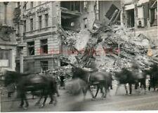 Foto, schw. Art. Abtl. 102, Ankunft in Warschau Polen 1939, (N)20796