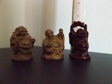 Miniature Buddha Statuette Collection