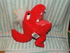 """Vinatege 12"""" Plush L B Bounder Plush Hand Puppet Teddy Ruxpin 1986"""