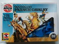 (8,REF) Airfix 1/72 Waterloo French Cavalry still in shrink wrap from 90's