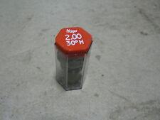 bitumen distributor Hago 9000 2.00 80 H Oil Burner Spray Nozzle 030G1014