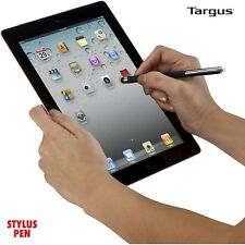 NEW BLACK TARGUS STYLUS PEN FOR TABLET IPAD IPOD IPHONE MOBILE SMARTPHONES +MORE