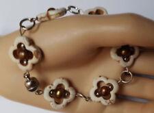 Echter Perlen aus Metall-Legierung für Damen