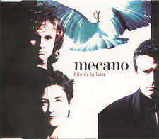 MECANO - Hijo de la luna 3TR CDM 1988 POP