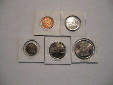 2011 Canada Coin Year Set (5 coin)