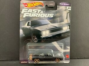 Hot Wheels Dodge Caricabatterie Fast And Furious GBW75-956L 1/64