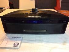 Onkyo CBX-300 Design Anlage iPod / CD /Radio-Soundstation mit Bluetooth Adapter