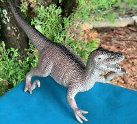 "Boley Beautifully Detailed Realistic Dilophosaurus Dinosaur Dino 7/"" PVC Figure"