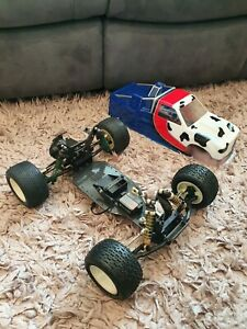 Team Associated RC10 T (carbon chassis)