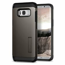 Express Galaxy S8 Case Spigen Tough Armor Cover for Samsung Gunmetal