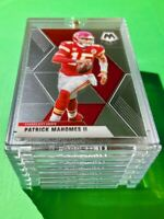 Patrick Mahomes PANINI MOSAIC 2020 HOT KANSAS CITY CHIEFS INVESTMENT CARD Mint!