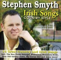 Stephen Smyth - Irish Songs Country Style [CD]