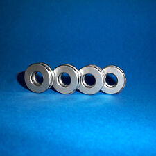4 Axiallager / Axial Kugellager / Drucklager F6-14M / 6 x 14 x 5  mm