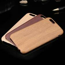 Luxury Natural Wooden Wood Phone Case Cover Shell For Apple iPhone 6/6S Plus new