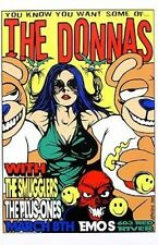 Donnas Smugglers Plus-Ones Poster Jermaine Rogers