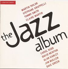 VARIOUS ARTISTS - THE JAZZ ALBUM LINN  RECORDS 1994 NEW NEVER PLAYED