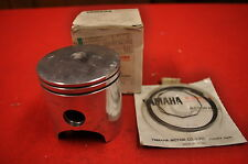 NOS 1977-78 Yamaha DT250 1.00 Oversize Piston and Rings Set, DT 250