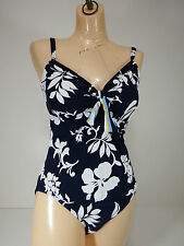 swimsuit one-piece Swim Suit Sz 12  Beach House Womens floral Adjustable $85
