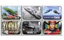 Engeland 2011 Thunderbirds complete serie postfris