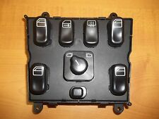 Mercedes Benz Window Master Switch And Mirrors New W163