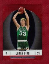LARRY BIRD 2007 Topps Finest  #41 Boston Celtics HOF