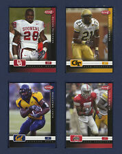 2007 SAGE ASPIRE COMPLETE ROOKIE CARD SET (1-33) INCL. ADRIAN PETERSON