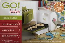 Accuquilt Go Baby Fabric Cutter
