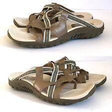 Skechers Reggae Soundstage  Strappy Thong Outdoor Lfestyle Sandals Size 8