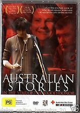 Australian Stories_Blood Donors save live_ Documentary DVD_Red Cross
