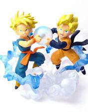 Bandai Dragon ball Z Imagination Gashapon Figure Part 6 SS GOTEN & SS TRUNKS