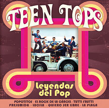 LEYENDAS  DEL POP – TEEN TOPS