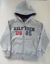 Tommy Hilfiger Boys Fleece Hoodie Sweatshirt Jacket size...