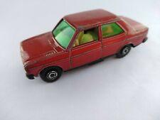 Vintage Guisval seat 131 / Fiat 131 Esc 1/64 made in Spain